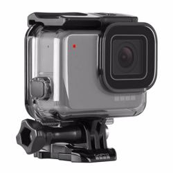 GoPro - Protective Housing HERO7 Silver a White