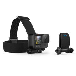 GoPro - Head Strap + QuickClip