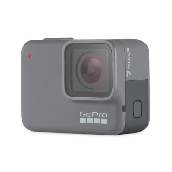 GoPro - Replacement Side Door - HERO7 Silver